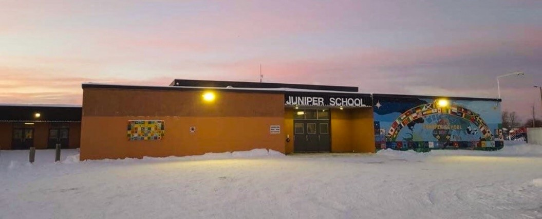 This promising practice highlights the Juniper Land Base project, created by Juniper School in Northern Manitoba.